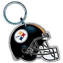 Pittsburgh Steelers premium acrylic key ring - Sports Nut Emporium