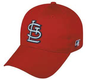 St Louis Cardinals Major League Baseball  adjustable cap - Sports Nut Emporium
