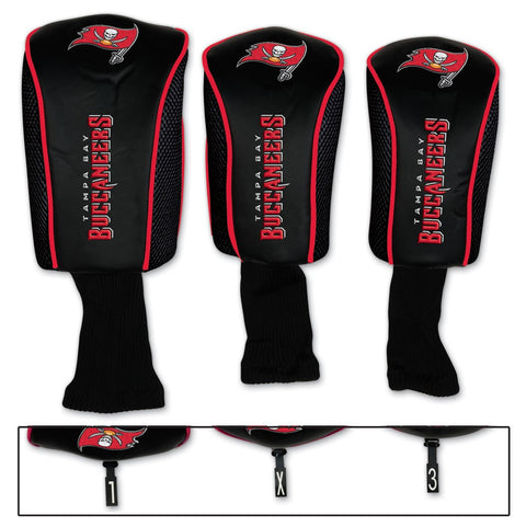 Tampa Bay Buccaneers Golf Headset Covers - Sports Nut Emporium