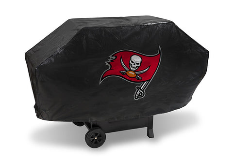 Tampa Bay Buccaneers Deluxe Barbaque Grill Cover - Sports Nut Emporium