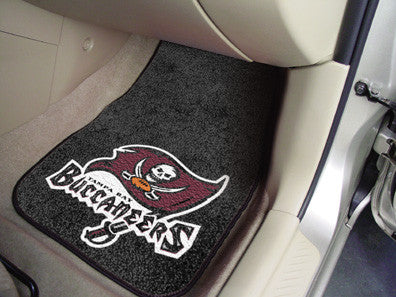 Tampa Bay Buccaneers carpet car mat - Sports Nut Emporium