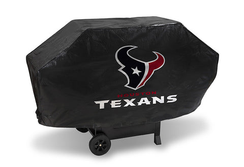 Houston Texans Deluxe Barbaque Grill Cover - Sports Nut Emporium