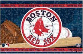 Boston Red Sox puzzle - Sports Nut Emporium