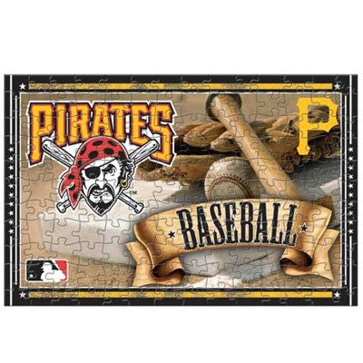 Pittsburgh Pirates puzzle - Sports Nut Emporium
