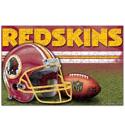 Washington Redskins puzzle - Sports Nut Emporium