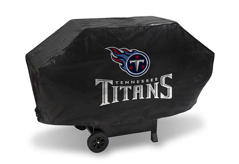 Tennesse Titans  Deluxe Barbaque Grill Cover - Sports Nut Emporium