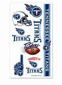 Tennessee Titans temporary tattoo - Sports Nut Emporium
