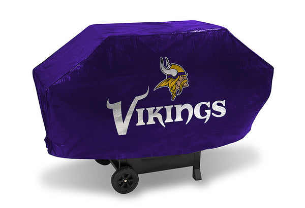 Minnesota Vikings  Deluxe Barbaque Grill Cover - Sports Nut Emporium
