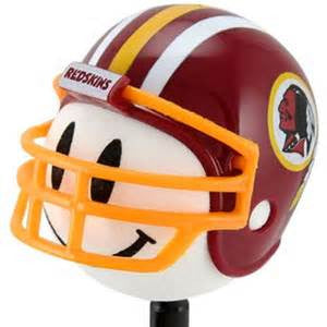 Washington Redskins antenna topper - Sports Nut Emporium