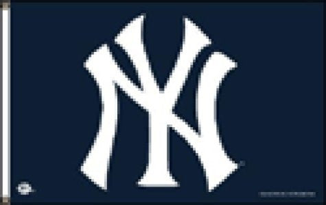New York Yankees 3x5 team  banner flag - Sports Nut Emporium