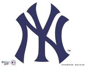 New York Yankees ultra decal - Sports Nut Emporium