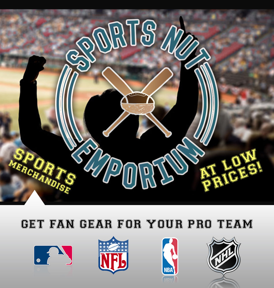 Fan gear sports merchandise at low prices nfl nhl mlb nba