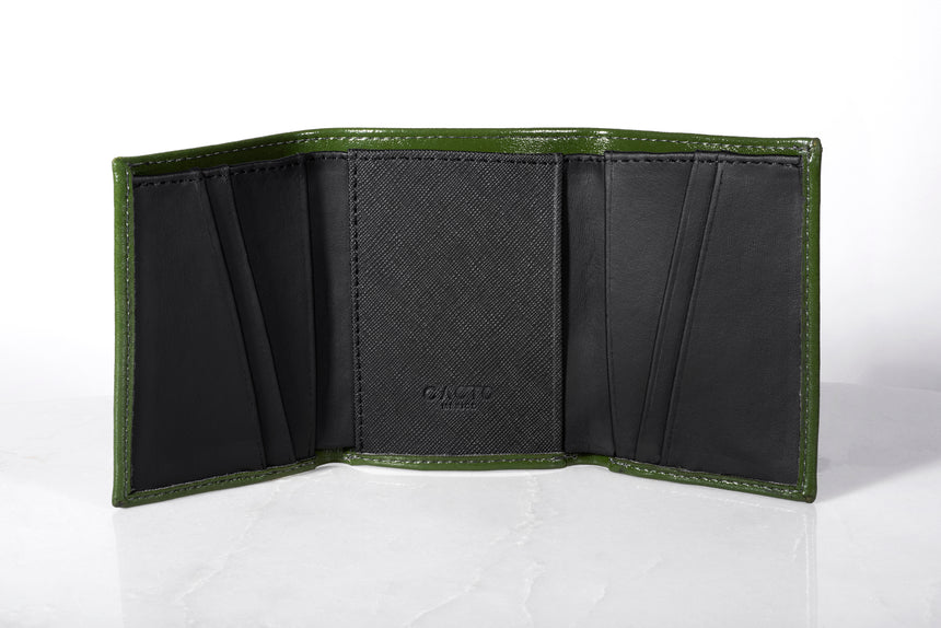Portefeuille Verde Trifold