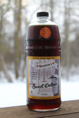 1L Maple Syrup