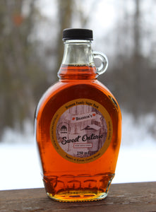 100% Pure Maple Syrup - Amber - 250 mL