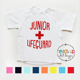 Junior Lifeguard Rashguard