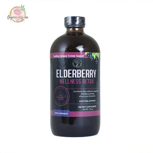 ELDERBERRY Wellness Detox