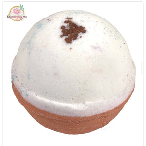 Oatmeal Milk and Honey  5oz Fizzy Bath Bomb
