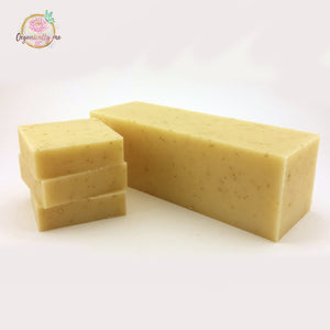 Cherry Almond Organic Soap Bar