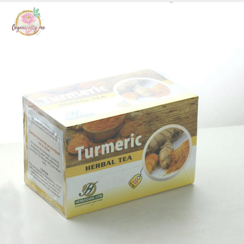 Tumeric Herbal Tea