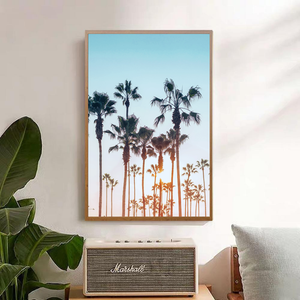 Venice Beach Palms - Bad Bixch Decor