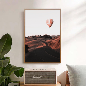 Air Balloon Road - Bad Bixch Decor