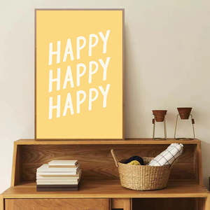 Happy - Bad Bixch Decor