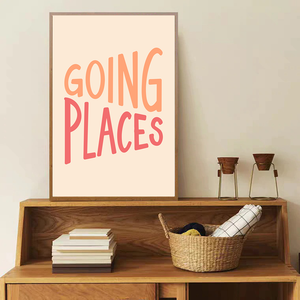 Going Places - Bad Bixch Decor