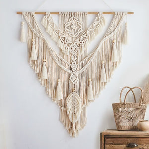 Handmade Nordic Macrame - Bad Bixch Decor