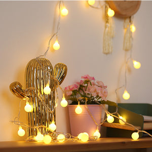 Gumdrop String Lights - Warm White - Bad Bixch Decor