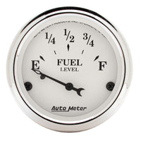 2-1/16 in. FUEL LEVEL 73-10 O OLD TYME WHITE