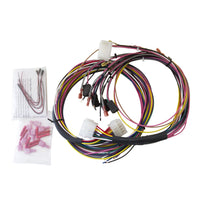 GAUGE WIRE HARNESS UNIVERSAL FOR TACH/SPEEDO/ELEC. GAUGES INCL. LED INDICATORS