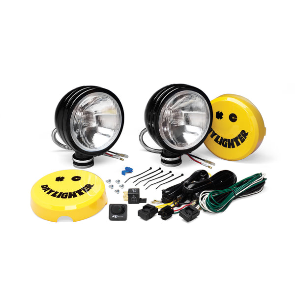 "6"" Daylighter Halogen - 2-Light System - 100W Spread Beam"