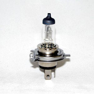 H4 Halogen Replacement Bulb - Clear - 55W