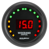 2-1/16 in. WIDEBAND STREET AIR/FUEL RATIO 10:1-17:1 AFR Z-SERIES