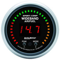 2-1/16 in. WIDEBAND PRO AIR/FUEL RATIO 6:1-20:1 AFR SPORT-COMP