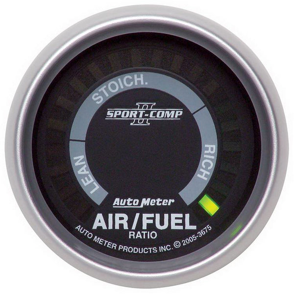 2-1/16 in. NARROWBAND AIR/FUEL RATIO LEAN-RICH SPORT-COMP II