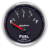 2-1/16 in. FUEL LEVEL 240-33 O SSE GS