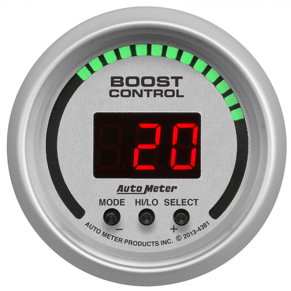 2-1/16 in. BOOST CONTROLLER 30 IN HG/30 PSI ULTRA-LITE