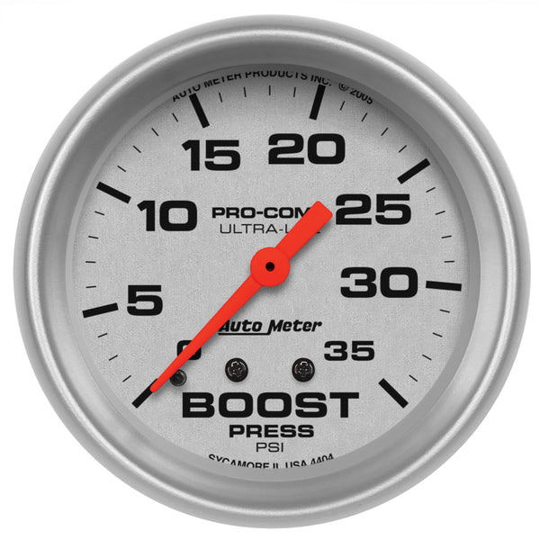 2-5/8 in. BOOST 0-35 PSI ULTRA-LITE