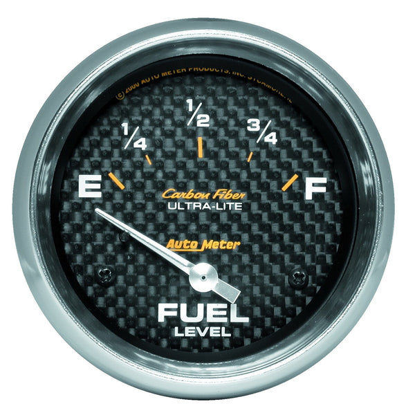 2-5/8 in. FUEL LEVEL 240-33 O SSE CARBON FIBER