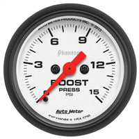 2-1/16 in. BOOST 0-15 PSI PHANTOM