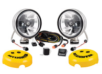 "6"" Daylighter with Gravity LED G6 Spot Beam SS Pair Pack - #650"