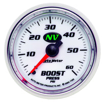 2-1/16 in. BOOST 0-60 PSI NV