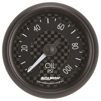 2-1/16 in. OIL PRESSURE 0-100 PSI GT