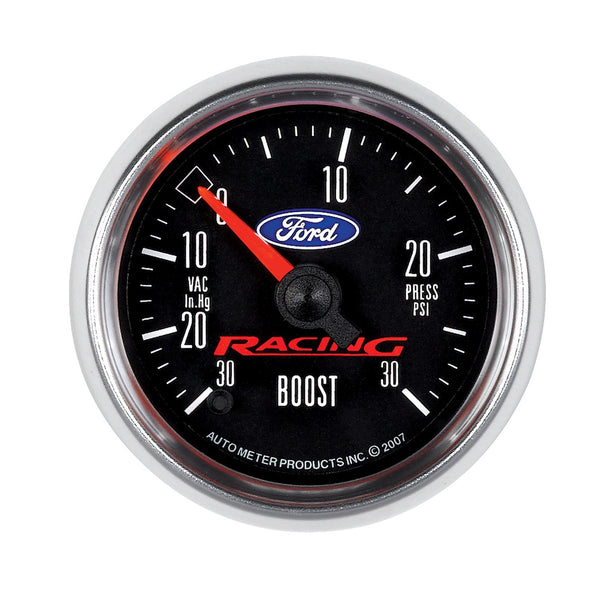 2-1/16 in. BOOST/VACUUM 30 IN HG/30 PSI FORD RACING