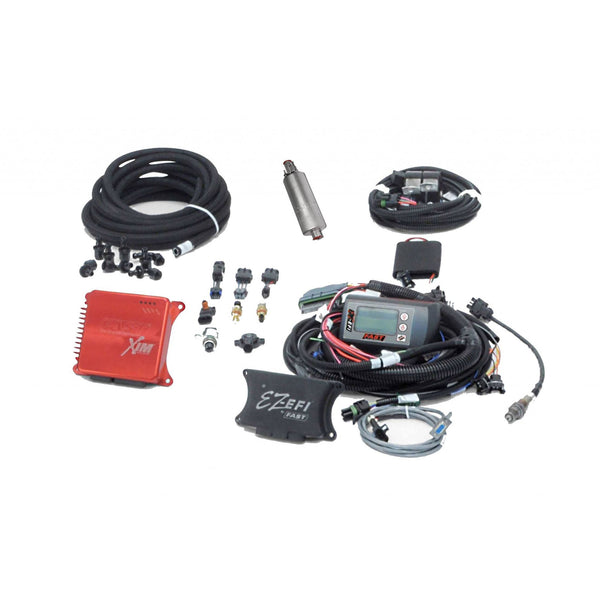 LS EZ EFI with XIM Ignition Controller & In-Tank Fuel Pump
