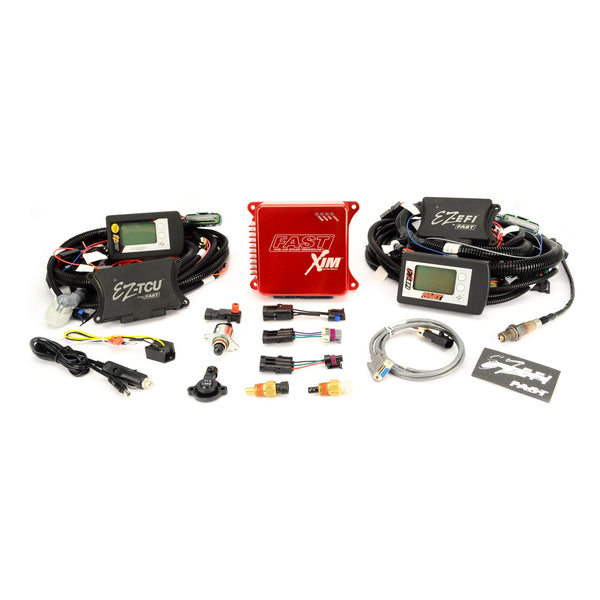 LS EZ EFI with XIM Ignition Controller and TCU Transmission Controller