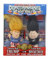 Donald Trump and Kim Jong Un Collectible Troll doll