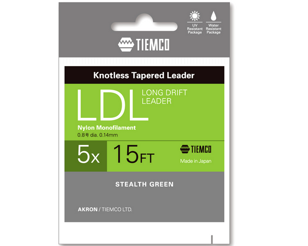 TMC Long-Drift Leader 15FT
